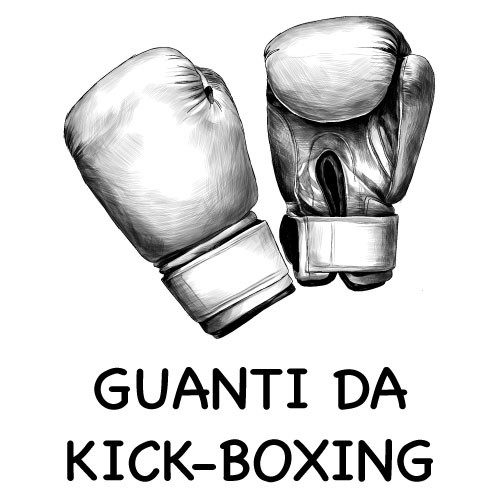 Guanti Kick Boxing